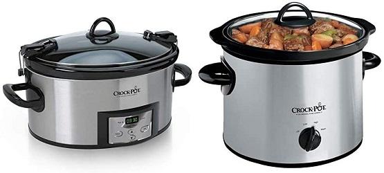 Crock-Pot 2101704 Alexa Enabled Programmable Slow Cooker
