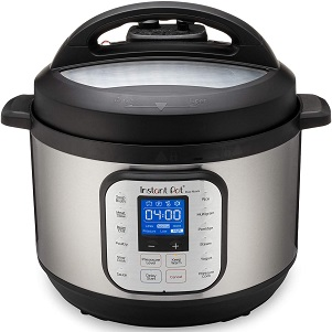 Instant Pot Duo Nova 7-in-1 Electric Pressure Cooker, 10 Quart