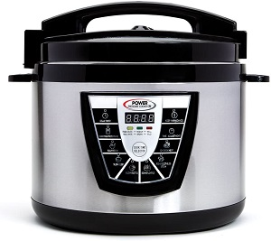 Power Electric Pressure Cooker XL 10-Quart